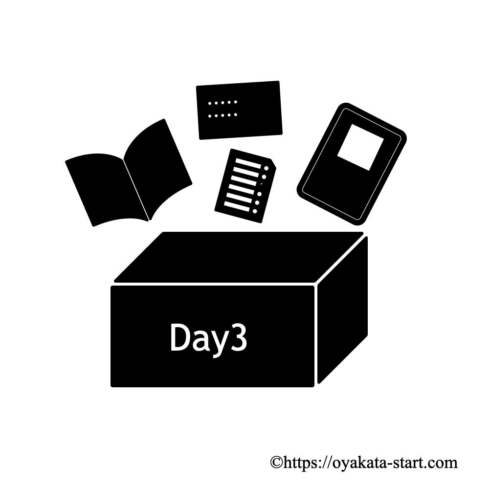 【1F_和室】使いづらい収納はゴミの一時保管場所!?〜高所収納整理中